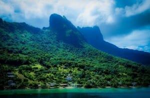 Moorea Polinesia Francesa Tropicales