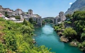 Mostar Bosnia Bosnia Y Herzegovina