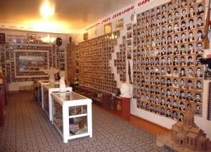 Museo a la Memoria de los Azatamartiks muertos Azerbaiyán