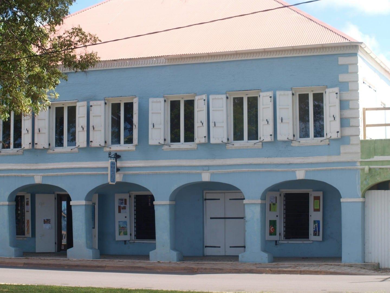 Museo del Caribe Centro de las Artes en Frederiksted Islas Vírgenes de los Estados Unidos