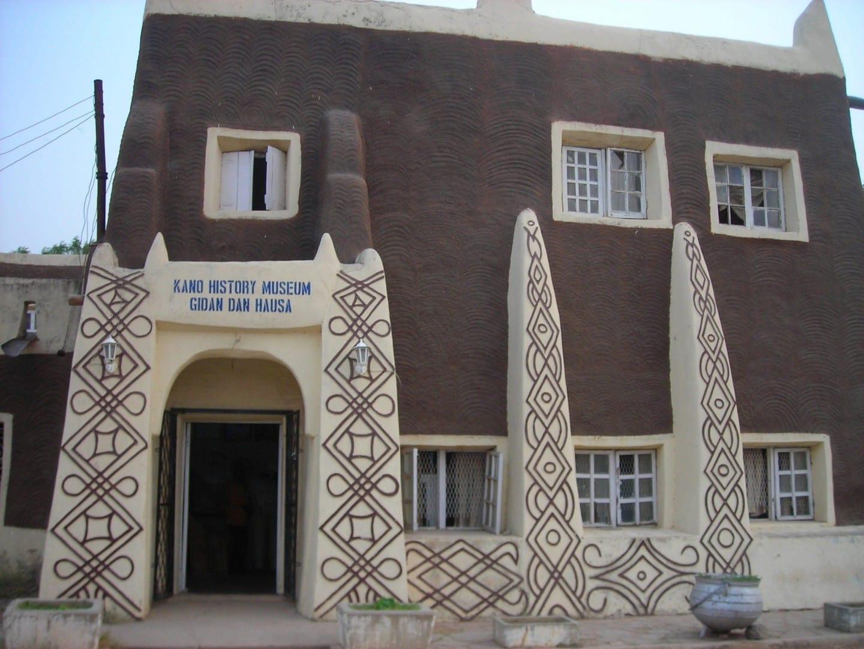 Museo Gidan Dan Hausa. Nigeria