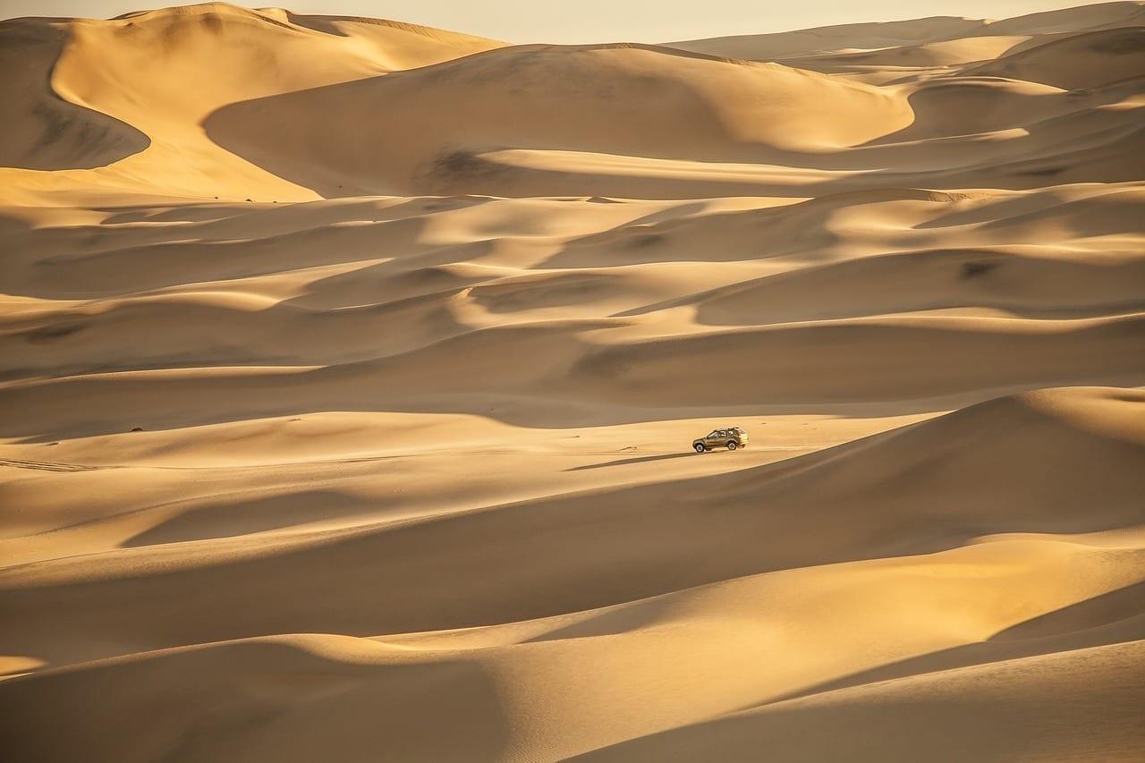 Namibia Dunas 4 X 4