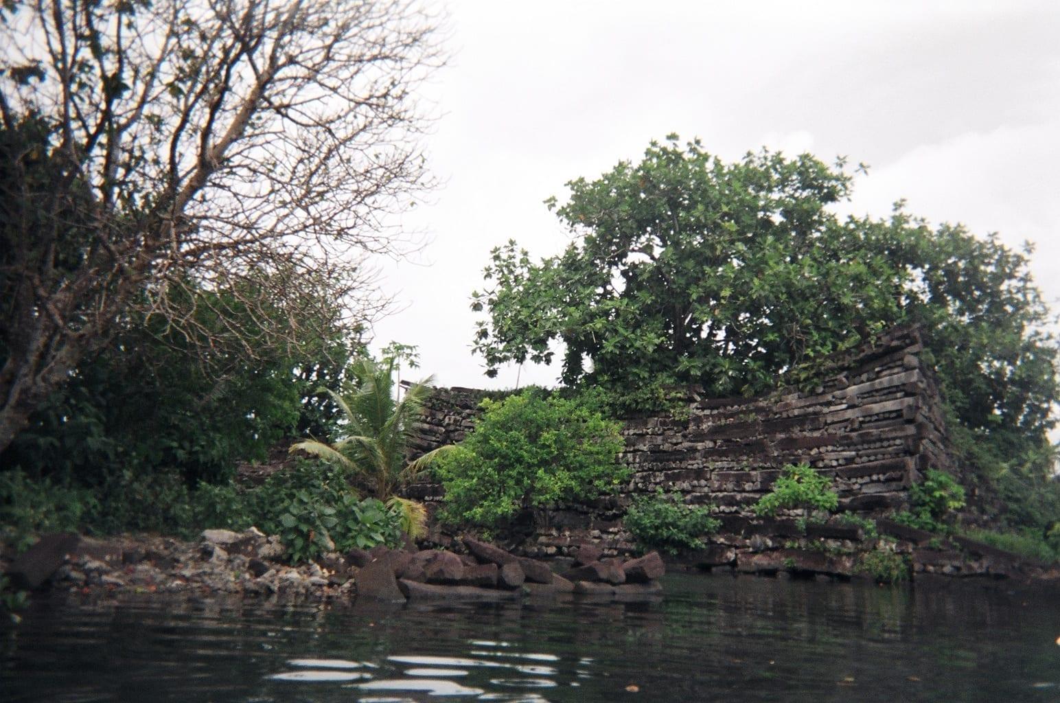 Nan Madol Micronesia