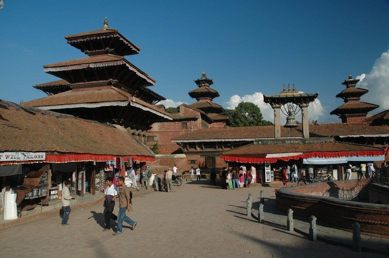 Nepal Katmandú Budismo