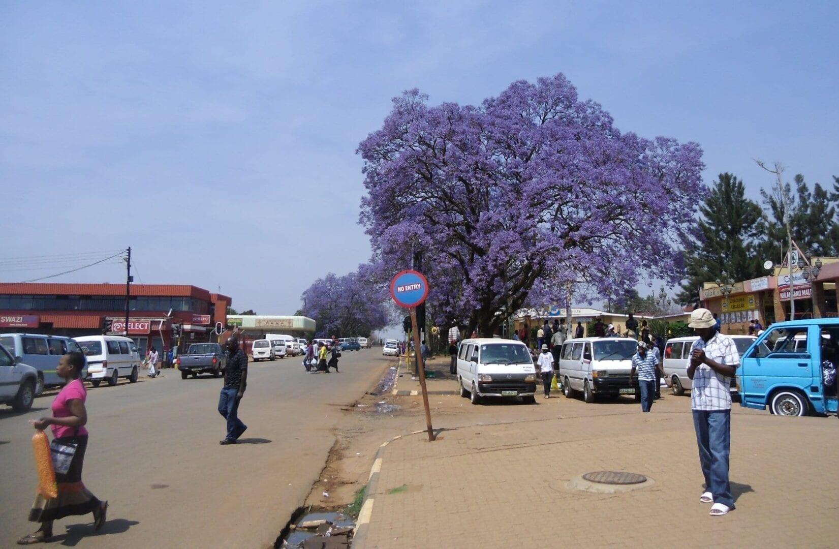 Nhlangano Suazilandia