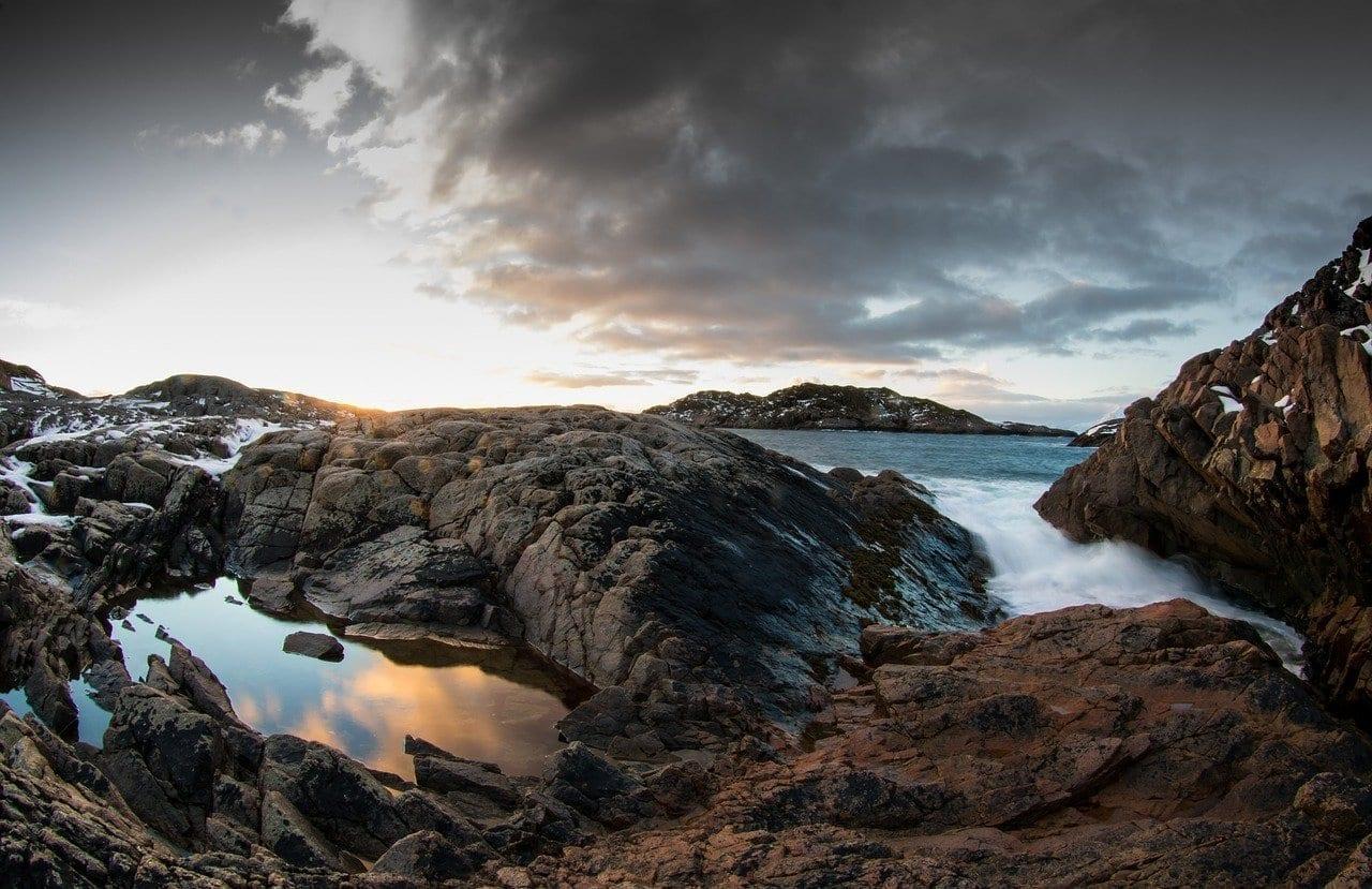 Noruega Naturaleza Mar
