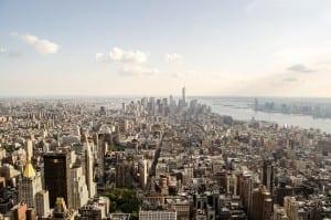 Nueva York Aire Arquitectura