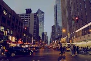 Nueva York Ciudad De Viaje