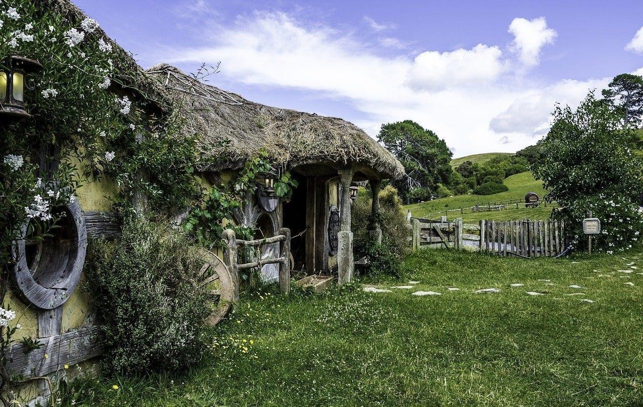 Nueva Zelanda Hobbit Hobbiton