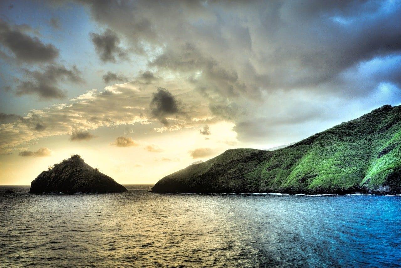 Nuva Hiva Islas Marquesas Polinesia Francesa