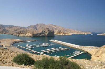 Omán Bahía De Viaje