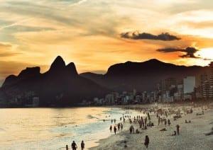 Paisaje Brasil Naturaleza