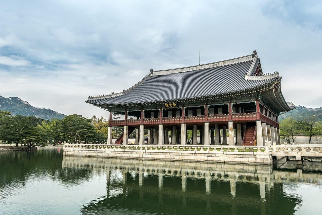 Palacio Corea Del Sur Corea