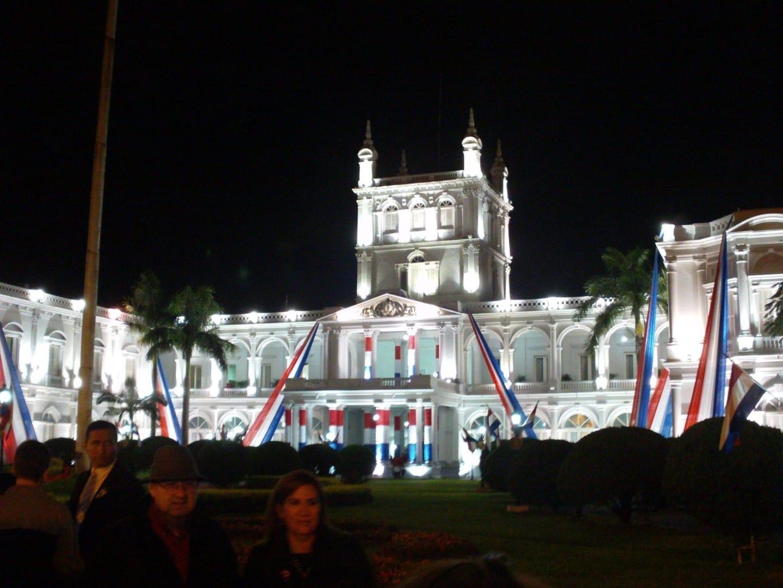Palacio de (los) López Paraguay