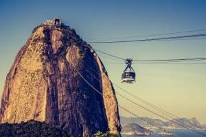 Pan De Azucar Rio De Janeiro Brasil