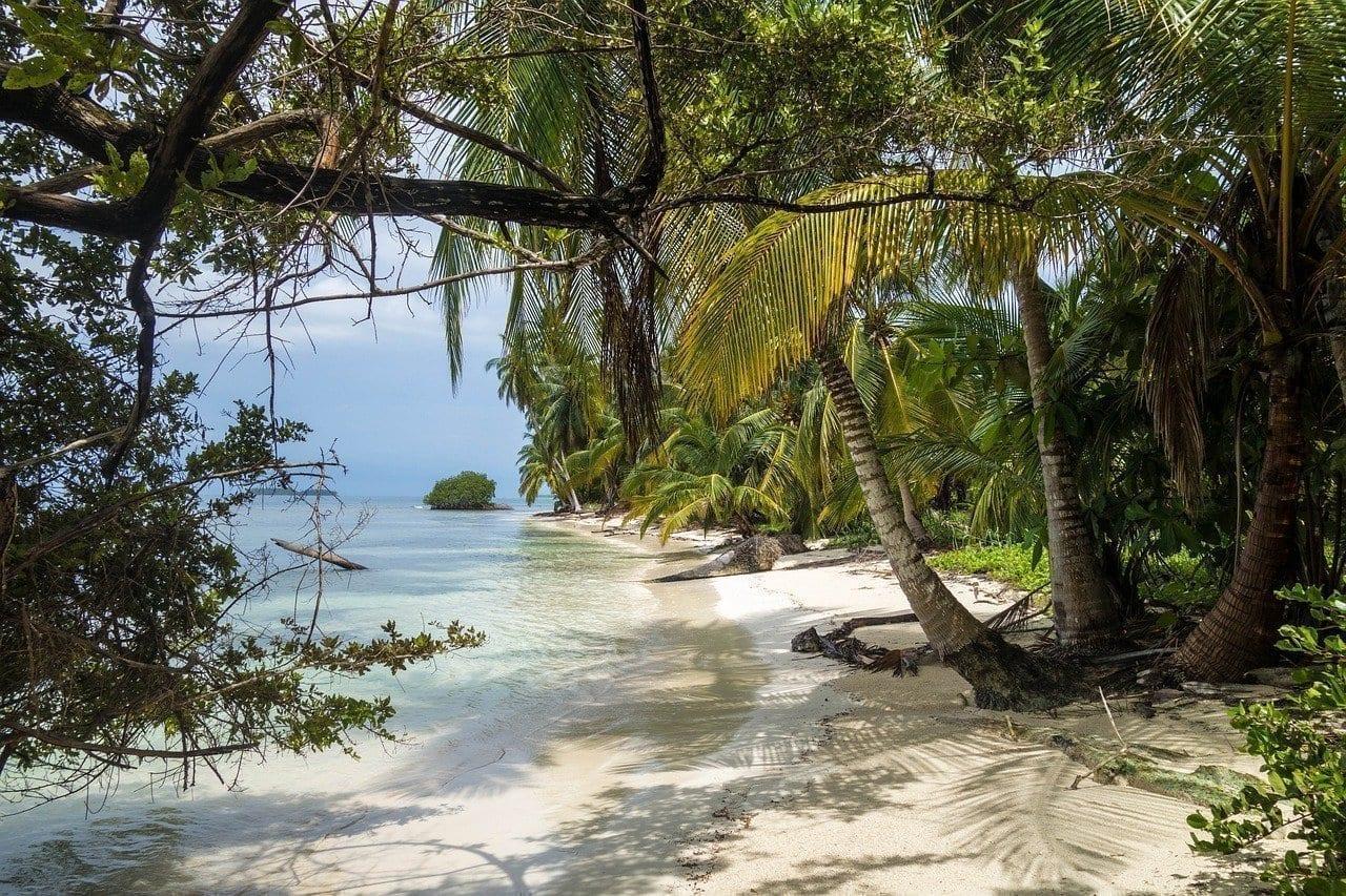 Panamá Isla Caribe
