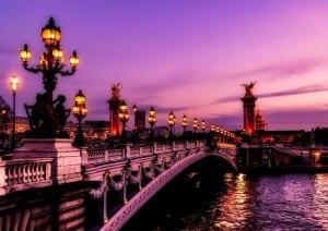 París Francia Puente