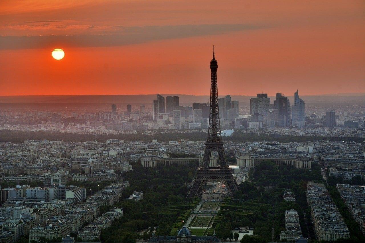 París Torre Eiffel Francia