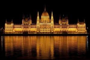 Parlamento Húngaro Budapest Hungría