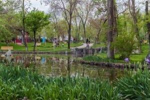Parque de los Amantes Armenia