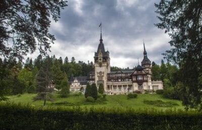 Peles Castillo Rumania