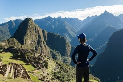 Perú Montaña Machu Picchu