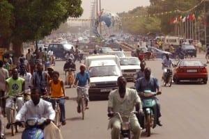Place des Nations Unies (Plaza de las Naciones Unidas) Burkina Faso