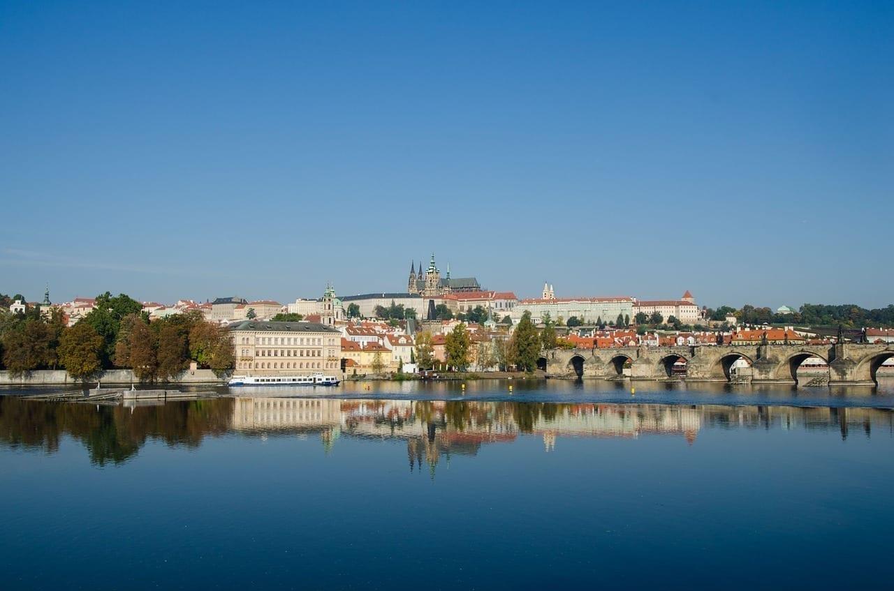 Praga Moldavia Castillo De Praga