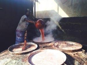 Producción de cerveza artesanal Burkina Faso