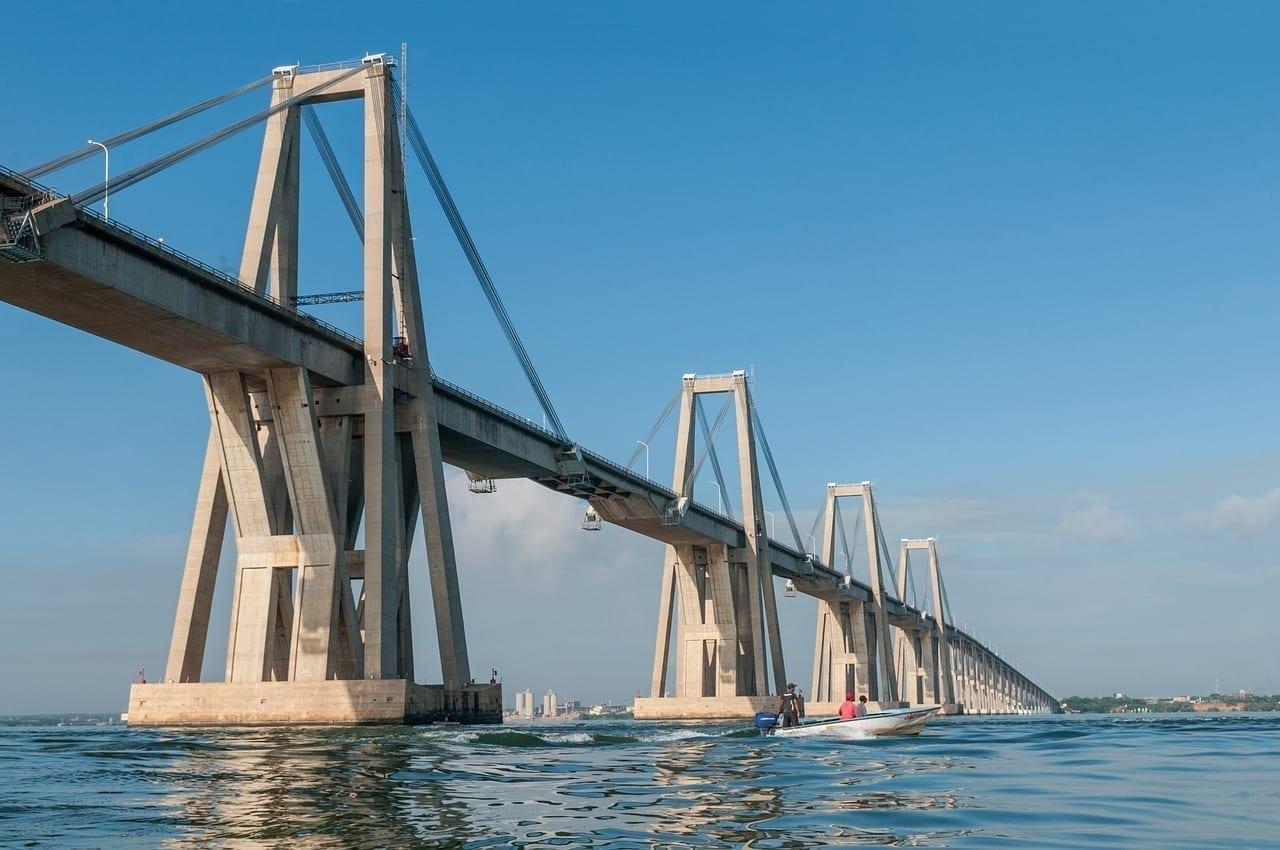 Puente Rafael Urdaneta En General Venezuela