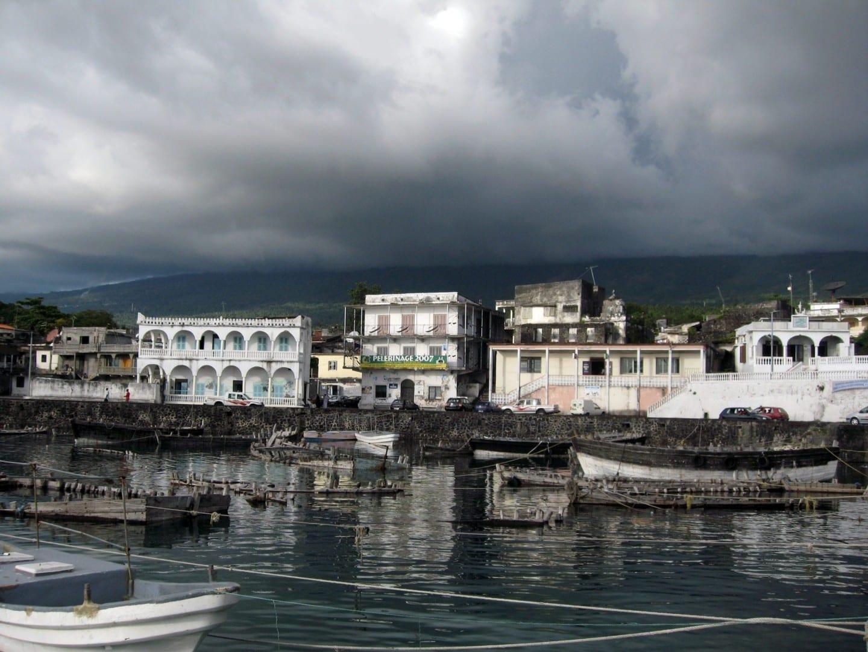 Puerto de Moroni Comoras