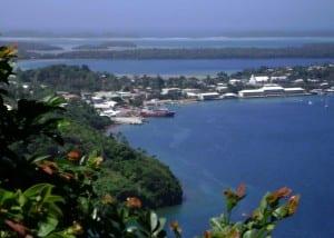 Puerto de Refugio en Neiafu Tonga