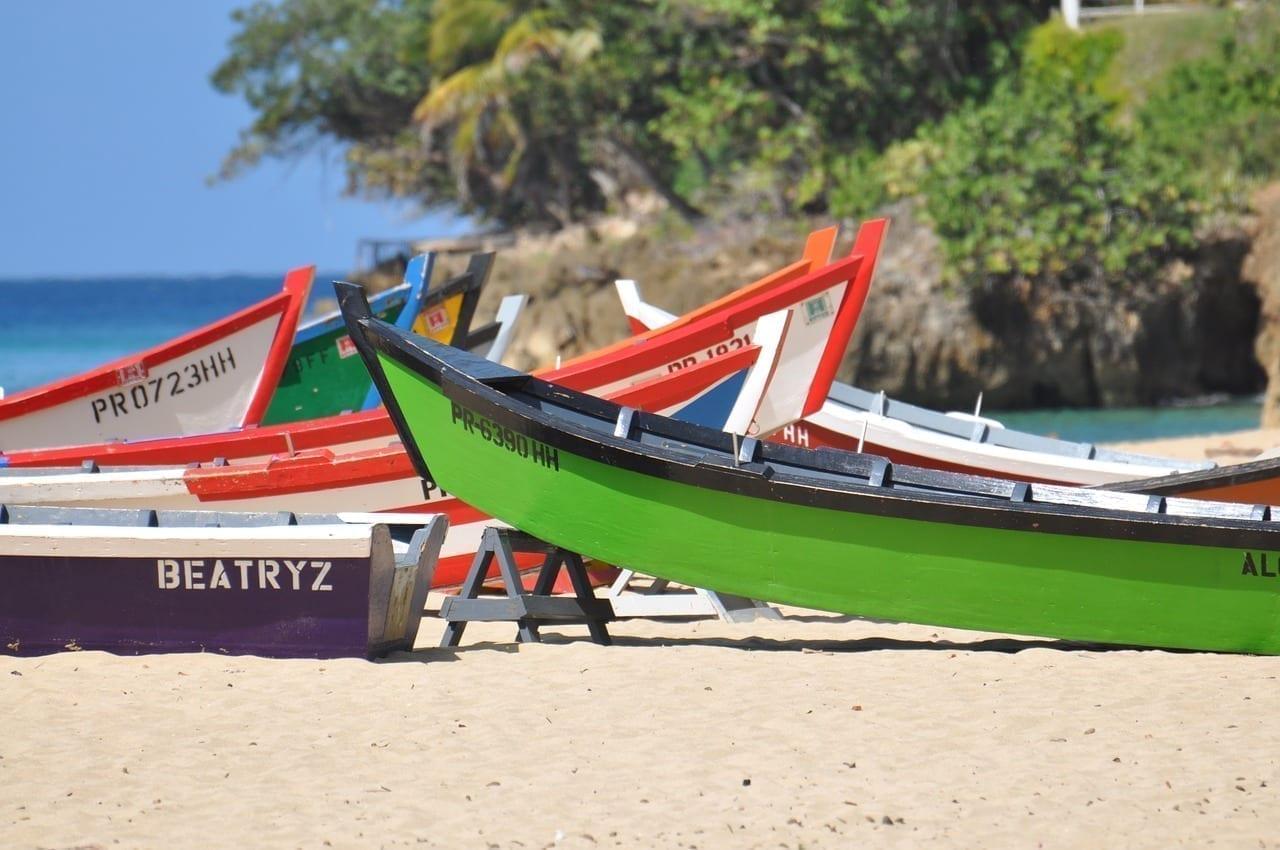 Puerto Rico Barcos De Pesca Barcos