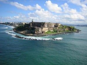 Puerto Rico Punto De Vista Océano