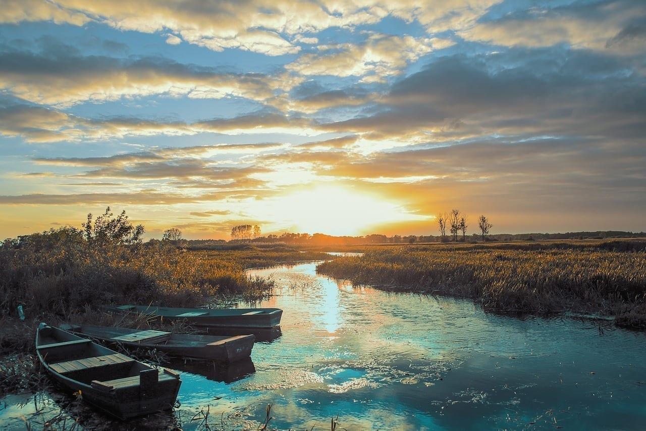 Río Agua Polonia
