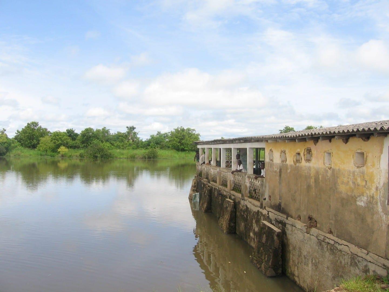 Río Geba, Bafatá Guinea-Bisáu