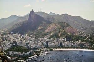 Rio De Janeiro Brasil De Viaje