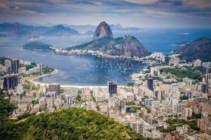 Rio De Janeiro Brasil Montaña