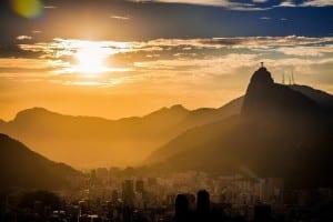 Rio De Janeiro Corcovado Brasil