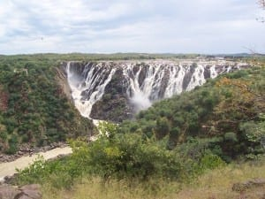 Ruacana Falls Angola