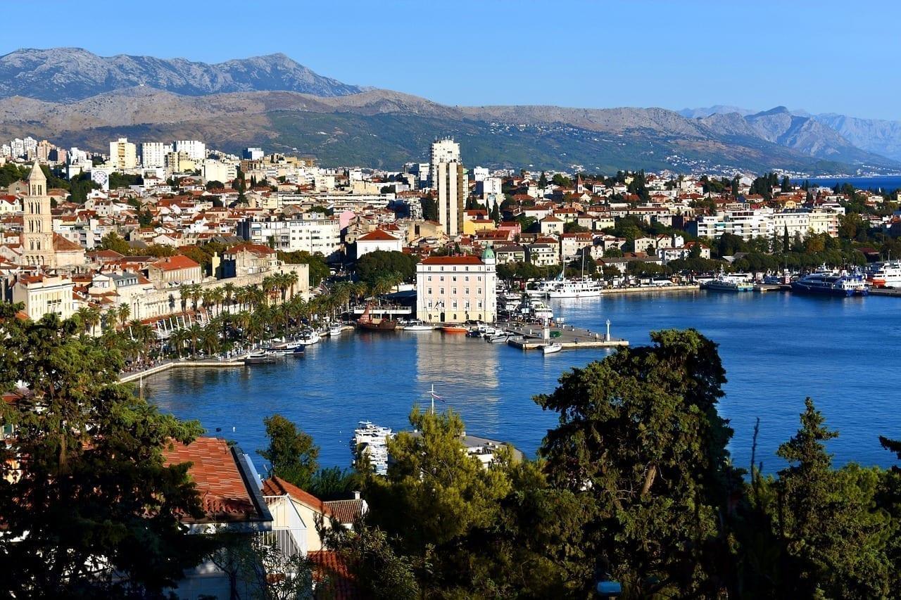 Split Dalmacia Croacia