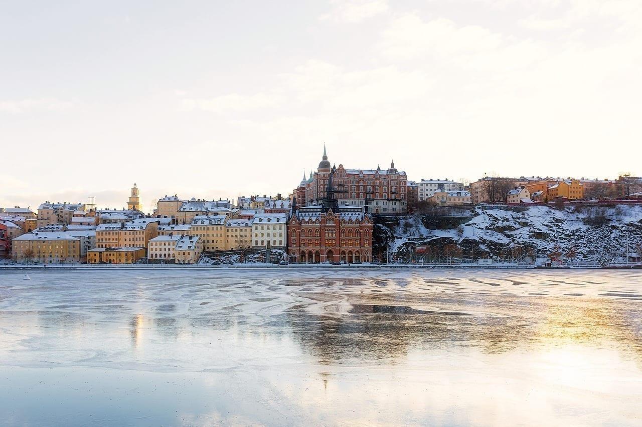 Stockholm Suecia Ciudad
