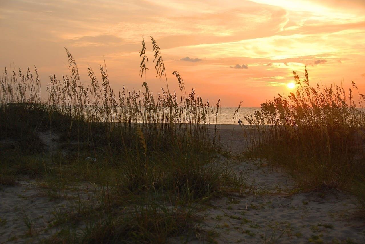 Sunrise Tybee Island Georgia
