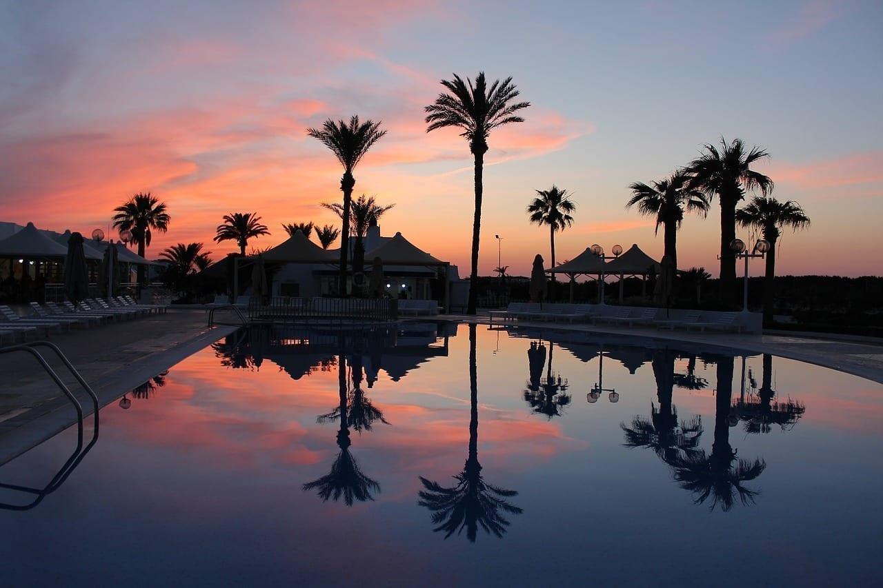 Túnez Mar Viaje