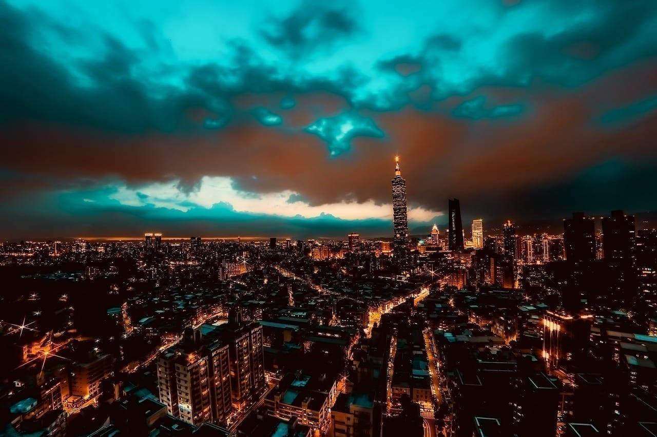 Taipei Taiwán Ciudad