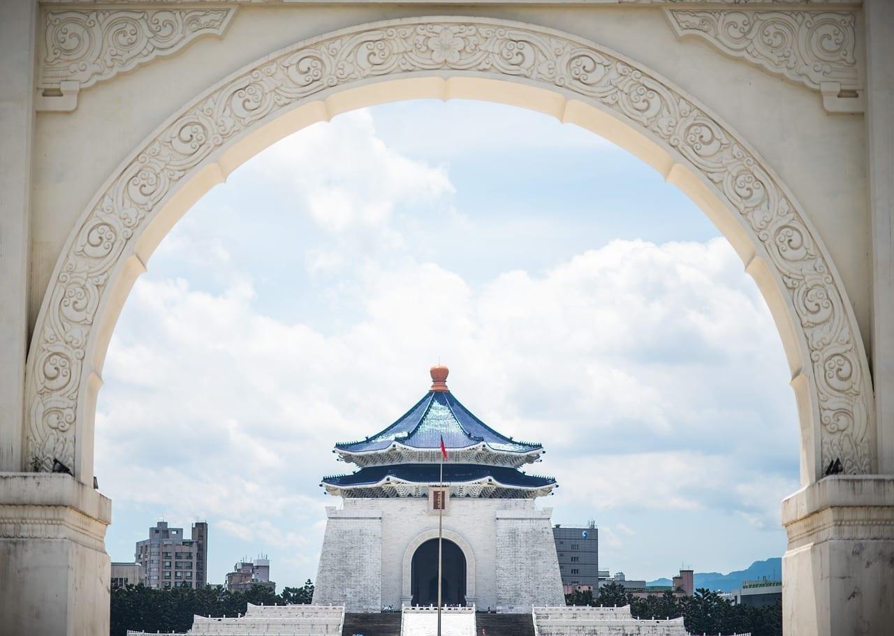 Taiwán Taipei Arquitectura