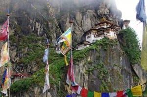 Takshang Bután Templo