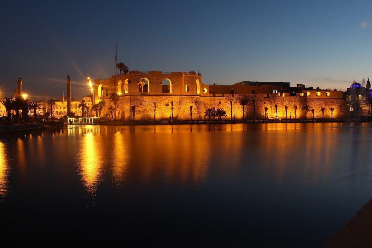 Trípoli Libia Ciudad