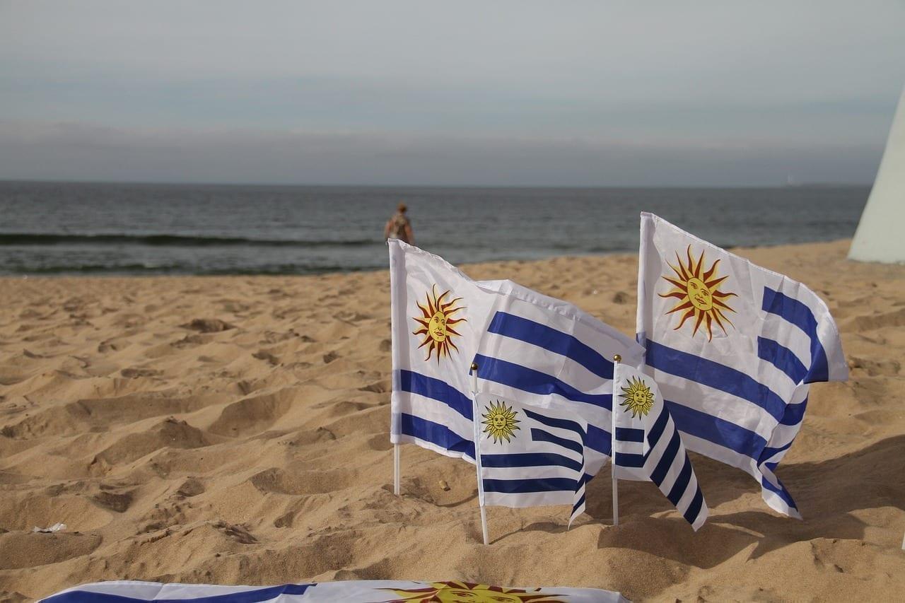 Uruguay Bandera País