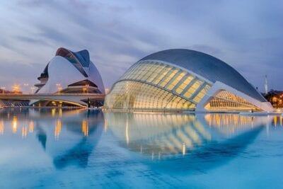 Valencia España Calatrava